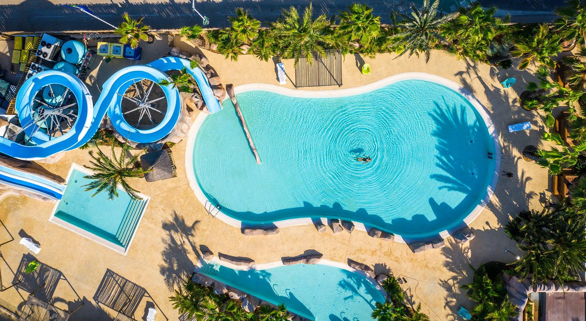 Camping Les Mediterranees Nouvelle Floride