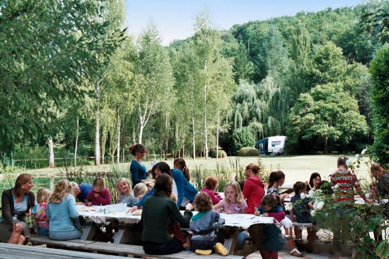 Camping Moulin Du Perie