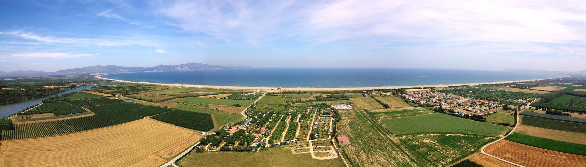 Spanje-Sant%20Pere%20Pescador-Camping%20Las%20Palmeras-ExtraLarge Campings Spanje