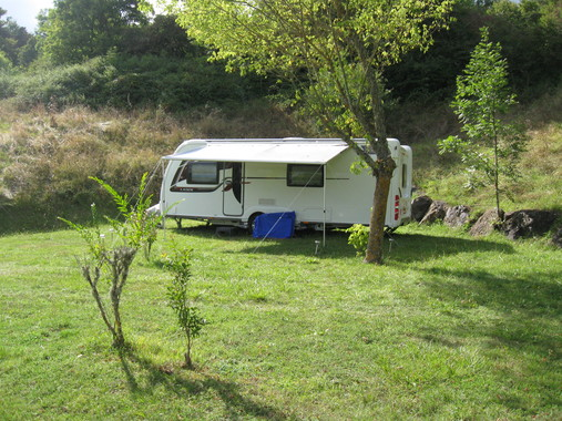 Camping International La Roche Murat