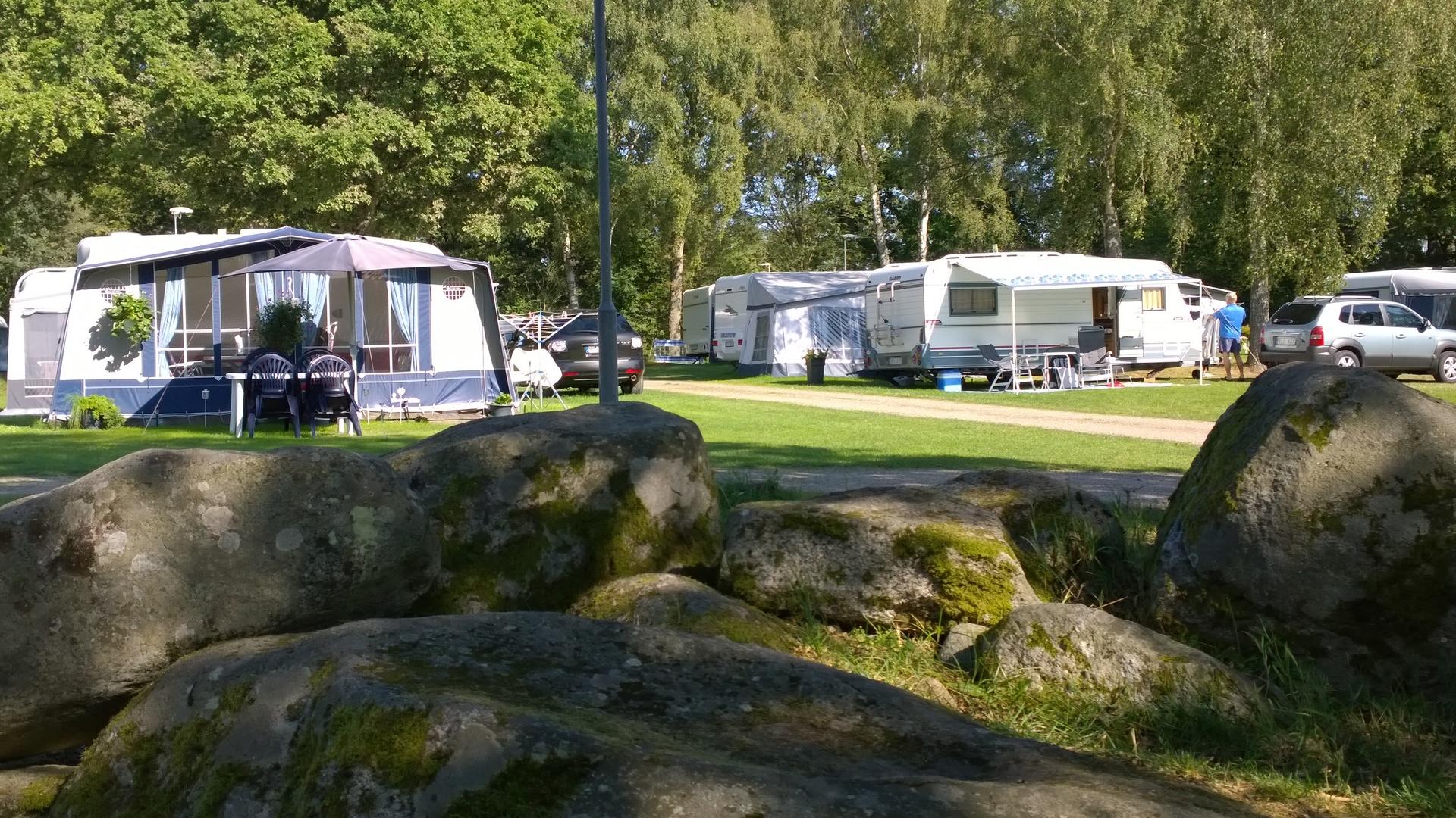 Långasjönäs Camping & Holiday Village