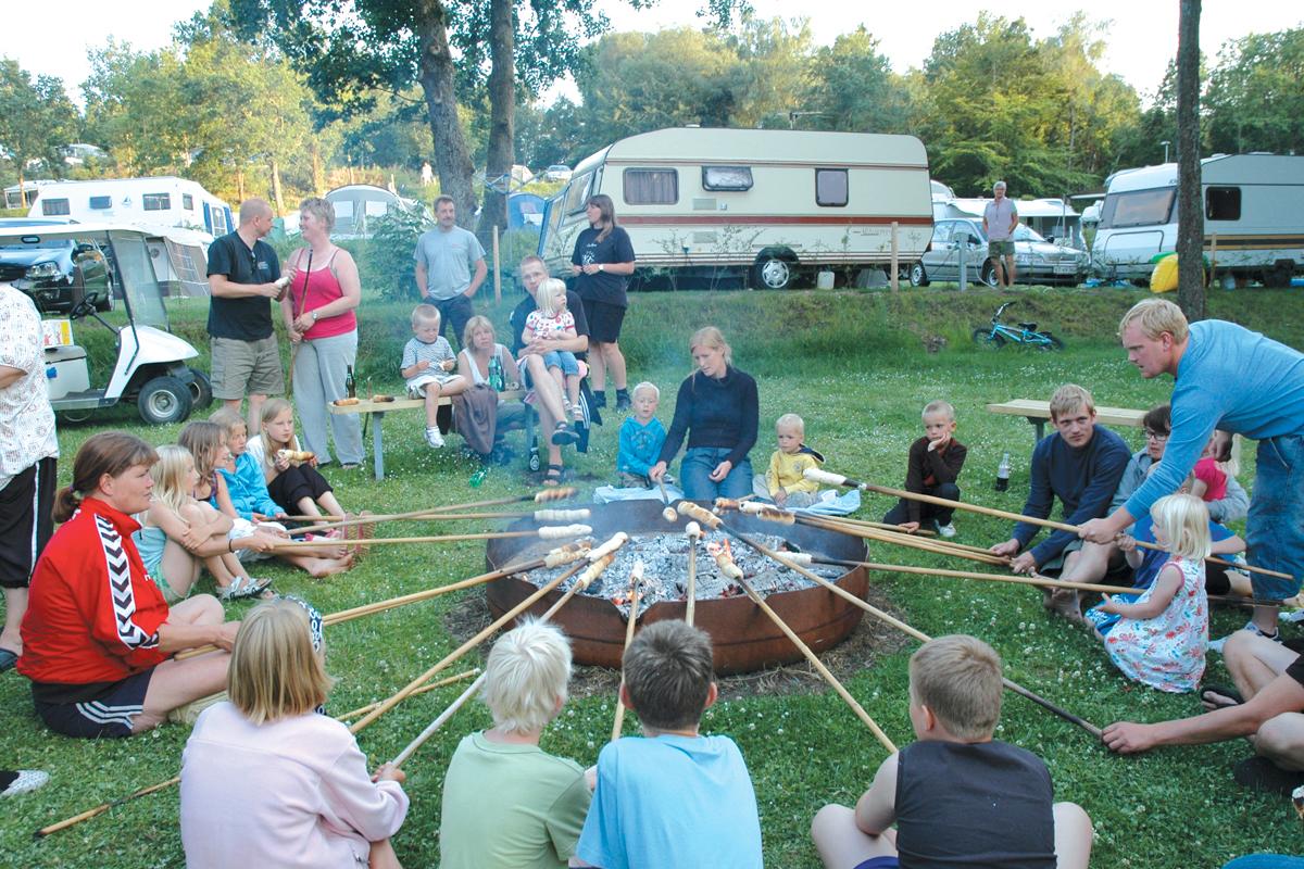 Bryrup Camping in Bryrup - Midtjylland, Denemarken foto 8483480