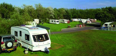 Gowerton Caravan and Motorhome Club Site