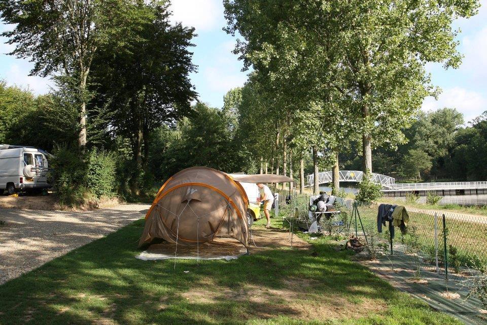Camping Le Parc De Vaux