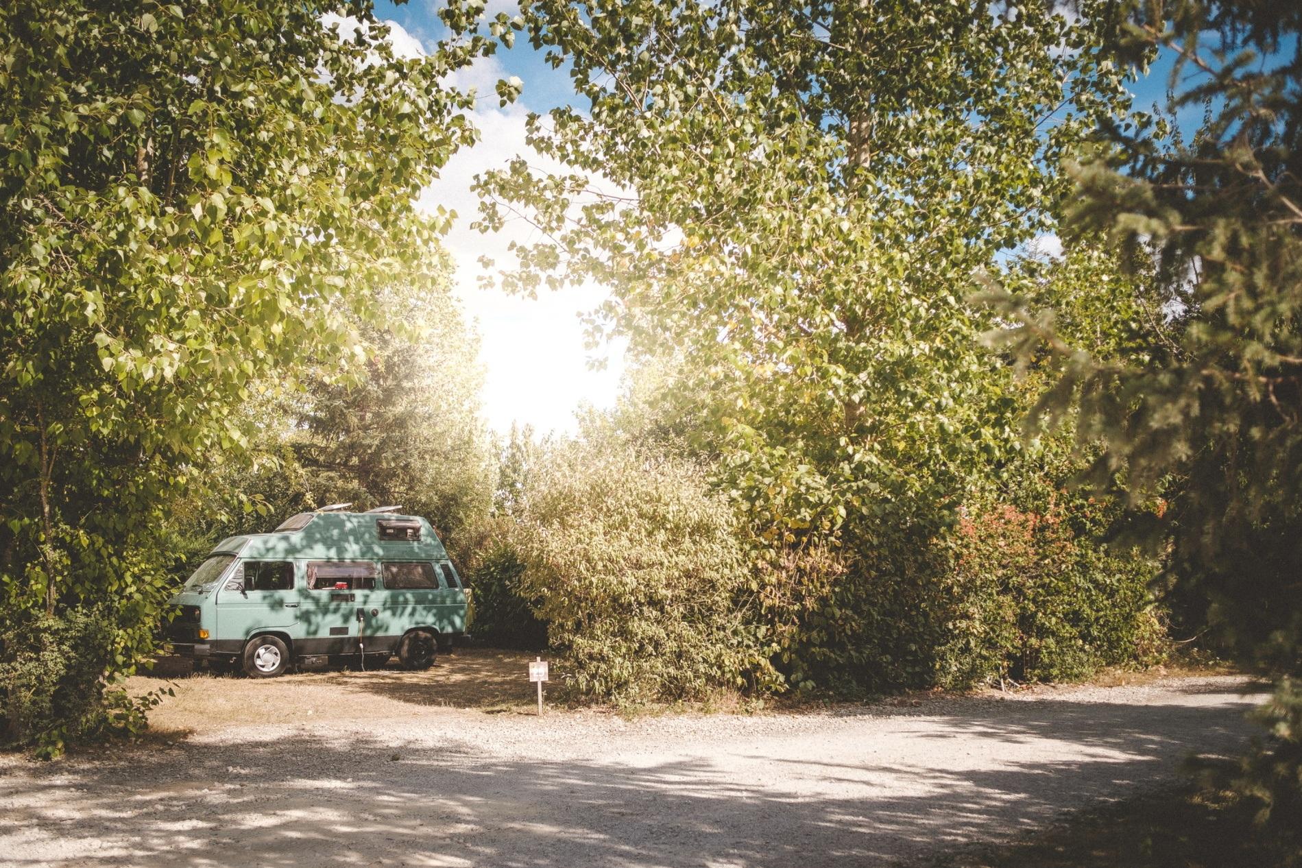 Camping Ferme De Prunay