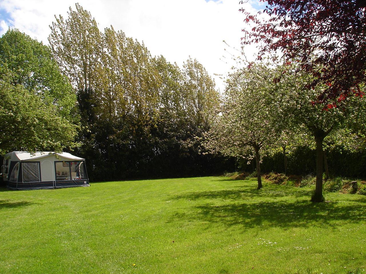 Camping Au Manoir De L'abbaye