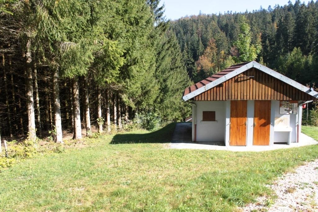 Camping La Favière