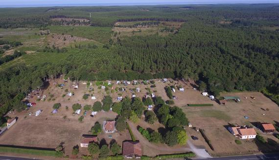 Camping Ferme Lacoussade
