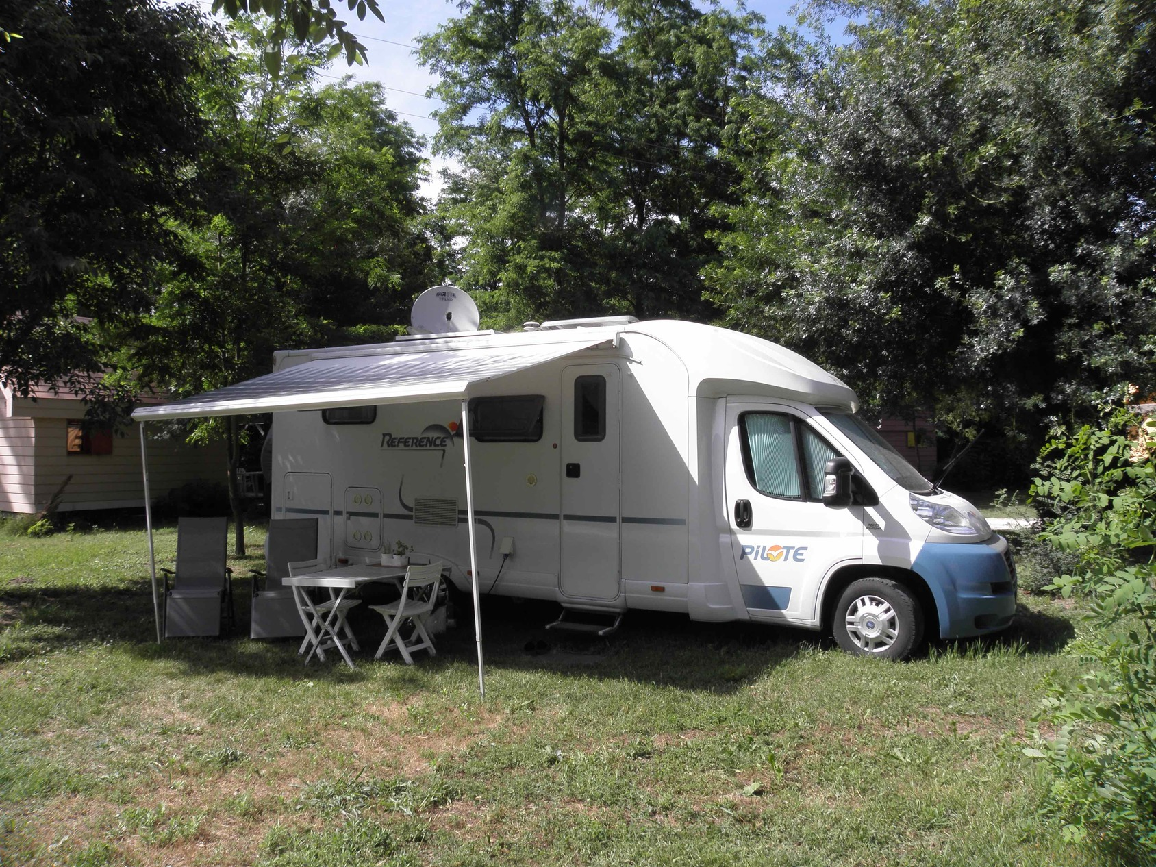 Camping belle rive languedoc roussillon frankrijk for Bell rive