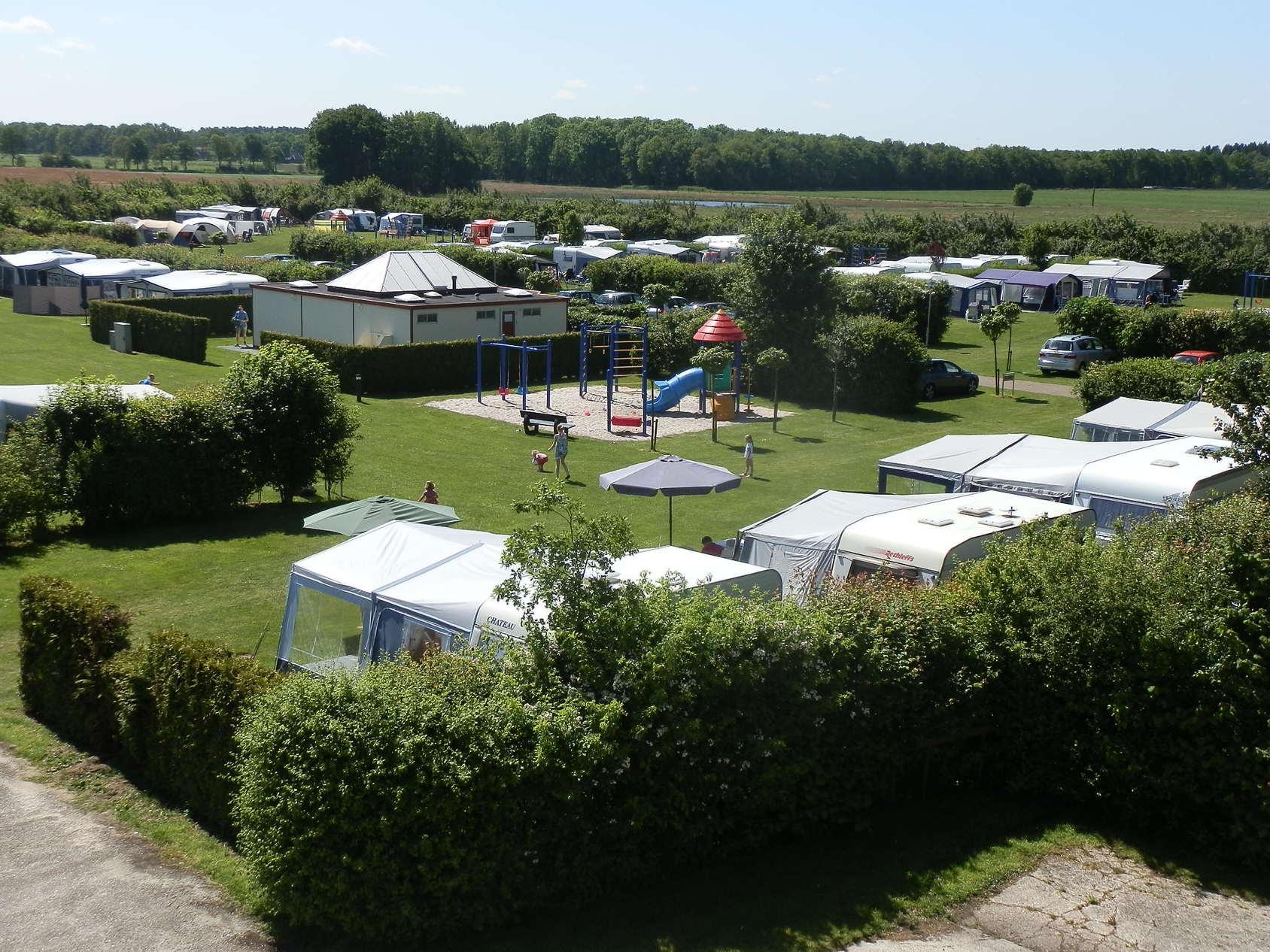 Camping De Ikeleane