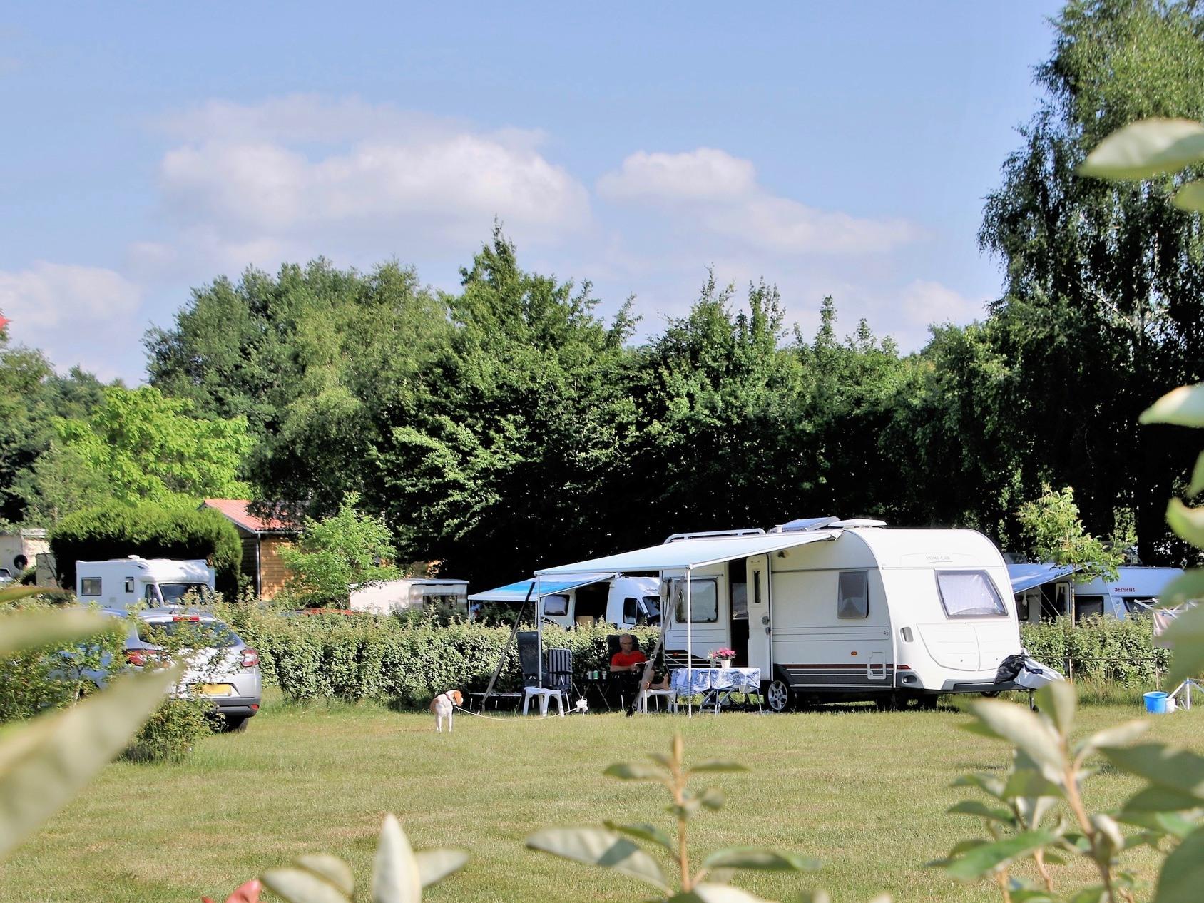 Camping Des Alouettes