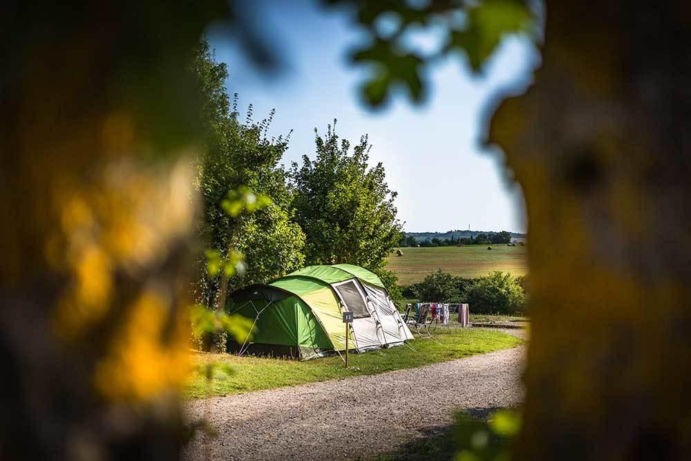 Camping Huttopia Pays Cordes Sur Ciel