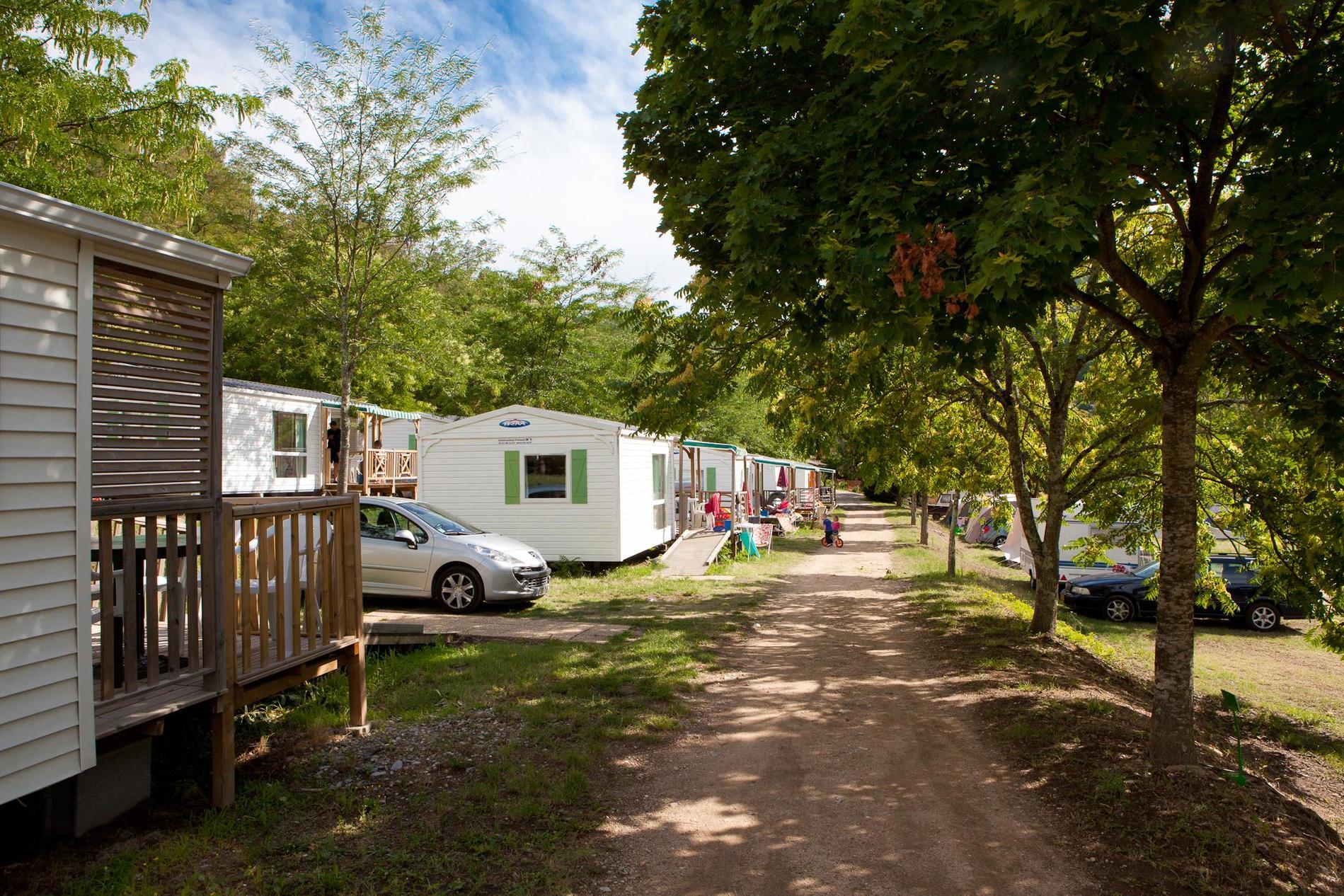 Camping Mas De Champel