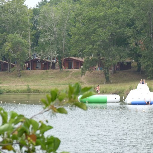 Camping Lac De Lislebonne
