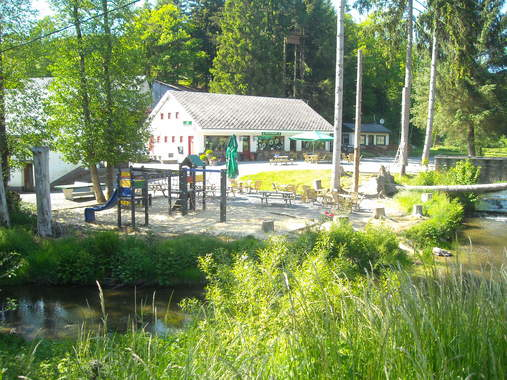 Camping Moulin de Bistain