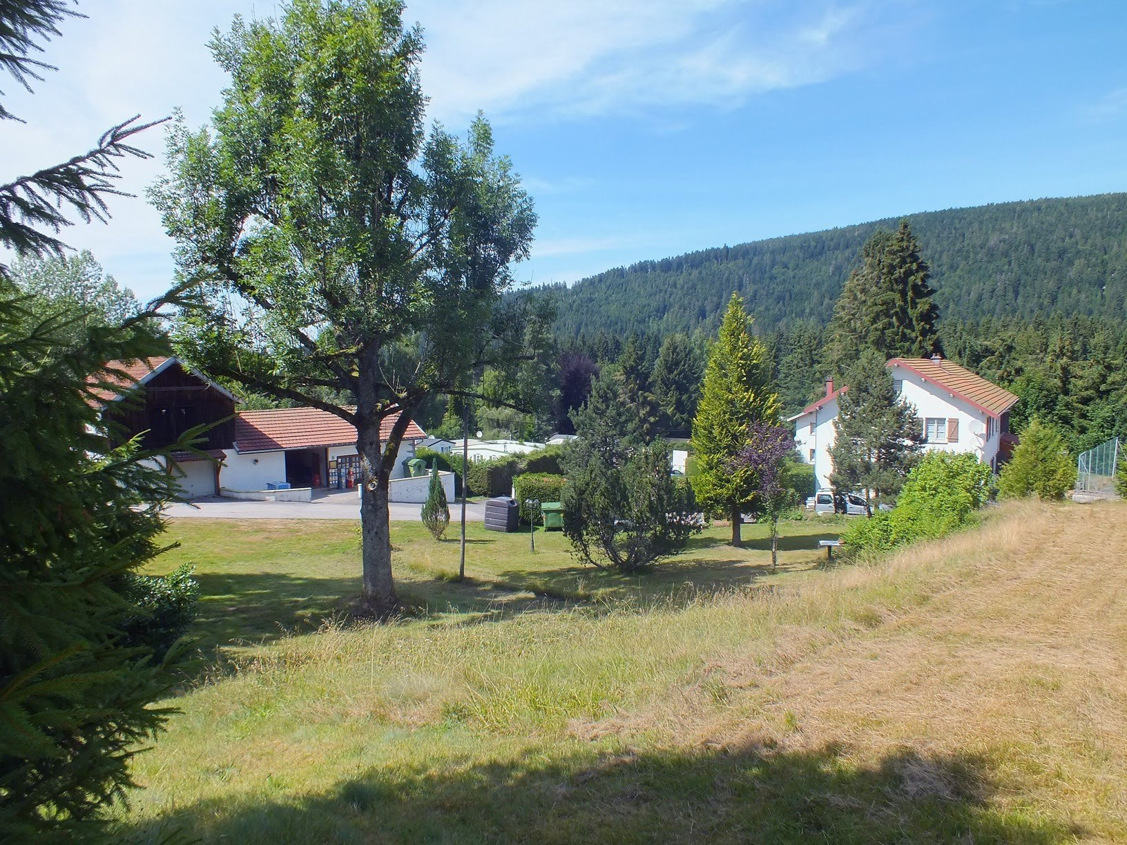 Camping Les Granges-bas