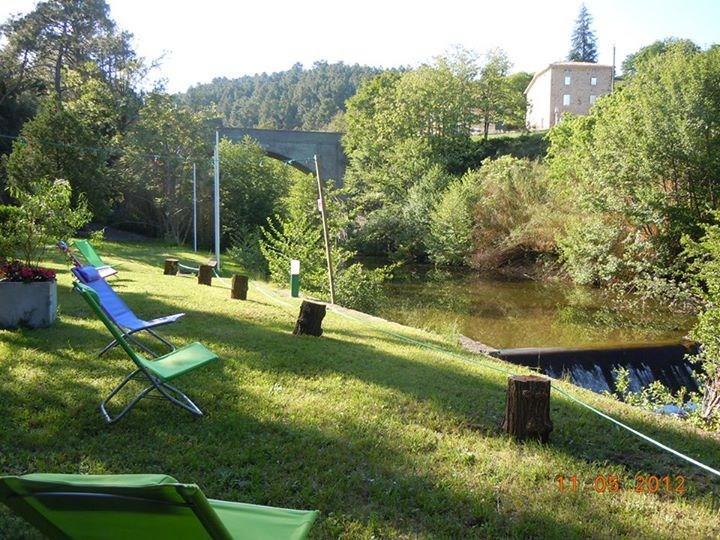 Camping L'oree Des Cevennes