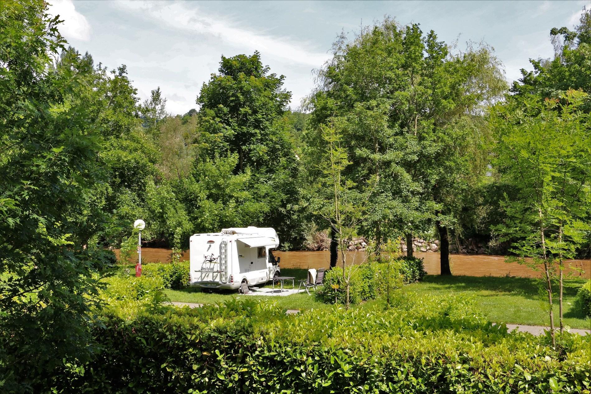 Camping Le Paisserou