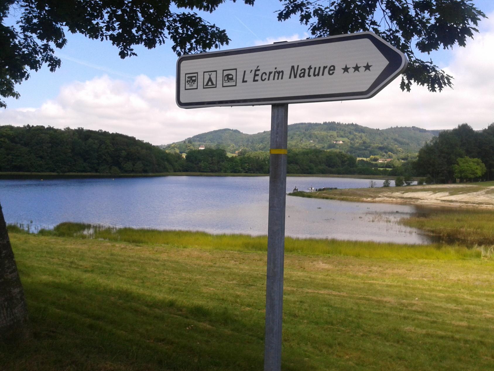 Camping L'ecrin Nature