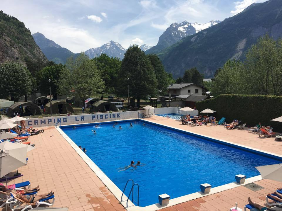 Camping la piscine is re frankrijk anwb camping - Camping la piscine bourg d oisans ...