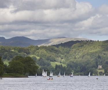 Coniston Park Coppice Caravan and Motorhome Club Site