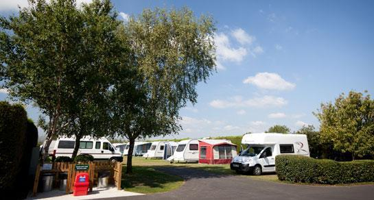 Southland Caravan and Motorhome Club Site
