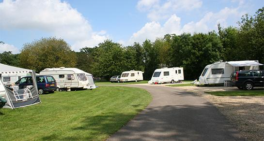 Burford Caravan and Motorhome Club Site