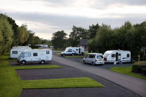 Chapel Lane Caravan and Motorhome Club Site